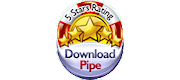 Wine Cellar 3D awarded 5 Stars at the DownloadPipe.com Software Library